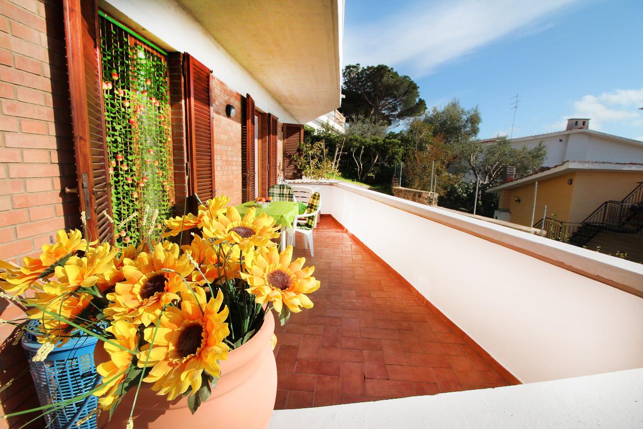 Appartamento per vacanze a Castiglione della Pescaia
